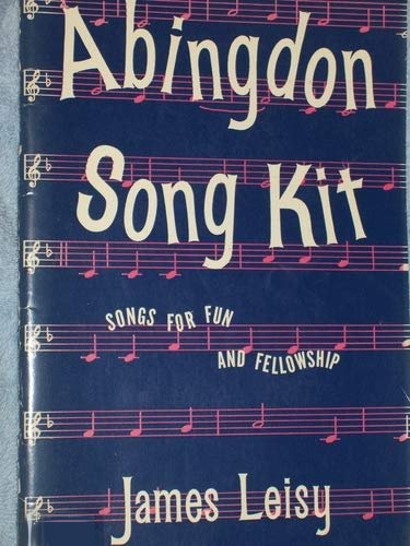 Image for Abingdon Song Kit :  Songs for Fun and Fellowship