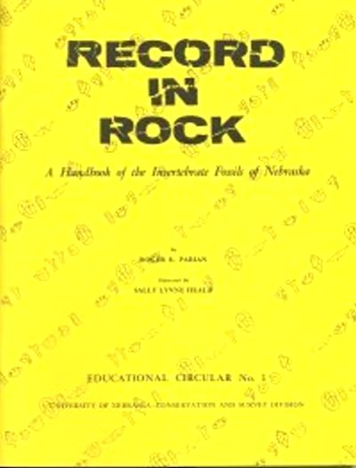 Image for Record in Rock :  A Handbook of the Invertebrate Fossils of Nebraska