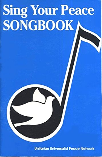 Image for Sing Your Peace Songbook