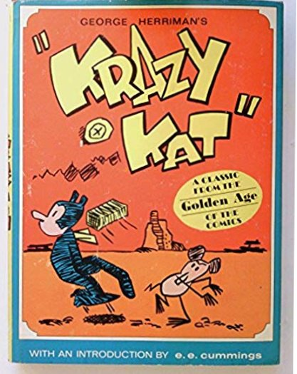 Image for George Herriman's Krazy Kat :  A Classic from the Golden Age of Comics