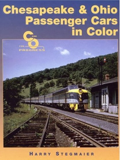 Image for Chesapeake and Ohio Passenger Cars in Color