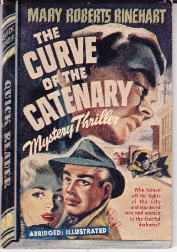 Image for Curve of the Catenary, the :  Mystery Thriller, Abridged, Illustrated
