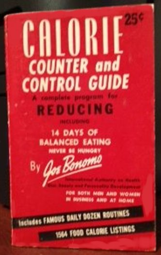 Image for Calorie Counter and Control Guide :  A Complete Program for Reducing