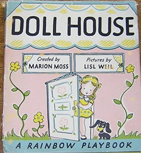Image for Doll House :  A Rainbow Playbook