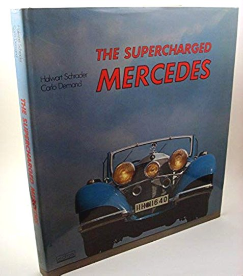 Image for Supercharged Mercedes, The