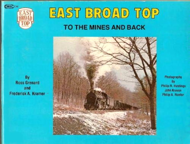 Image for East Broad Top :  To the Mines and Back
