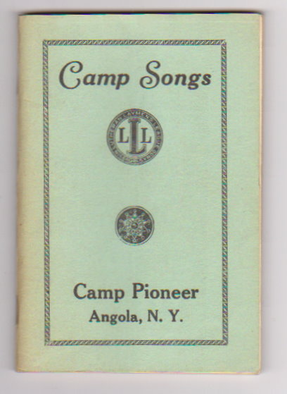 Image for Camp Songs :  Lutheran Laymen's League