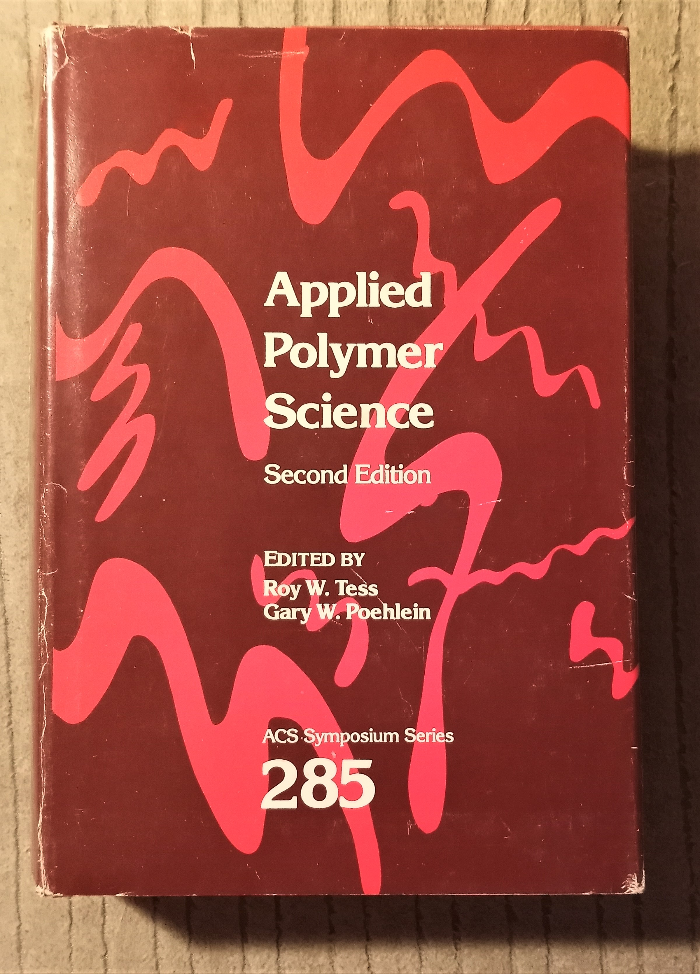 Image for Applied Polymer Science, 2e :  Second Edition, 1985