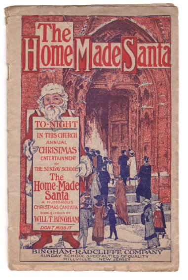 Image for Home Made Santa, the :  A Humorous Christmas Cantata
