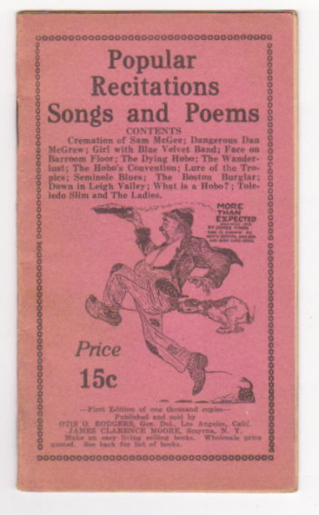 Image for Popular Recitations, Songs and Poems