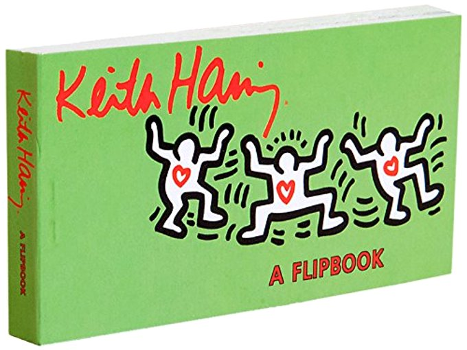 Image for Fliptomania :  Keith Haring Flipbook