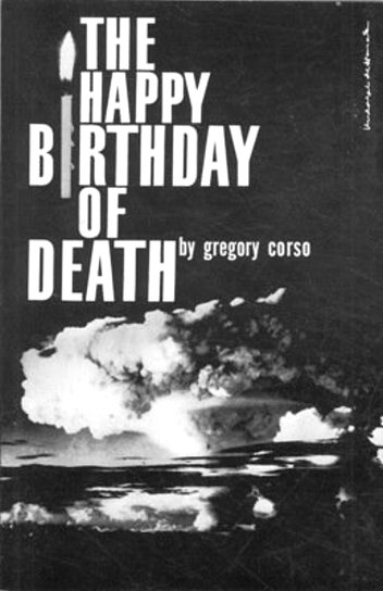 Image for Happy Birthday of Death, the :  Poems by Gregory Corso