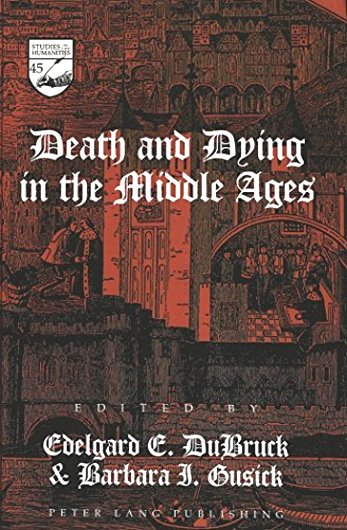 Image for Death and Dying in the Middle Ages