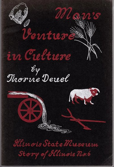 Image for Man's Venture in Culture :  Some Inventions Underlying Civilization in Illinois of Today