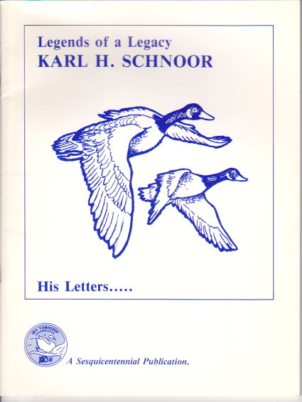 Image for Legends of a Legacy :  Karl H. Schnoor of Ira Township, Michigan, and His Letters