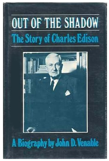 Image for Out of the Shadow :  The Story of Charles Edison