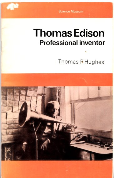 Image for Thomas Edison :  Professional Inventor