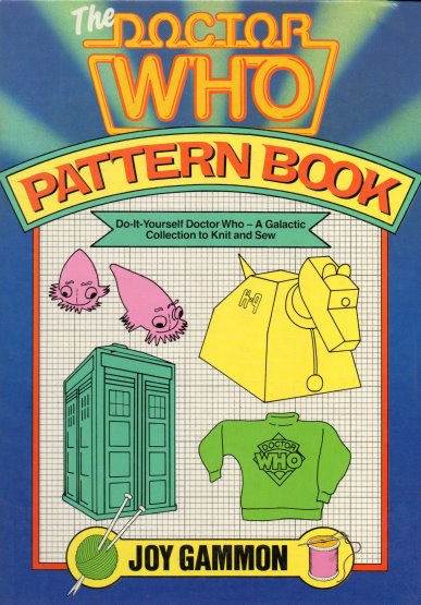 Image for Doctor Who Pattern Book, the :