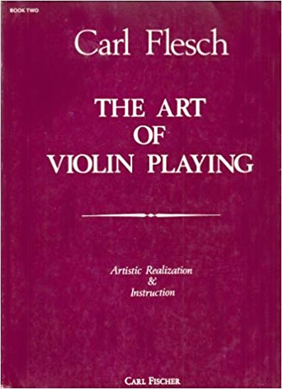 Image for Art of Violin Playing, The, Book 2 :  Artistic Realization and Instruction