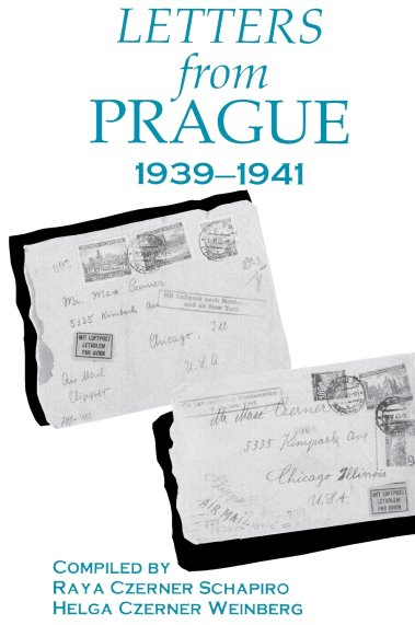 Image for Letters from Prague :  1939-1941 (Signed)