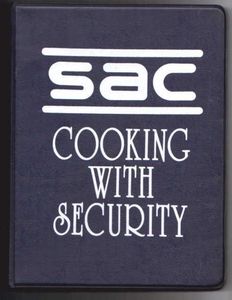 Image for SAC :  Cooking with Security
