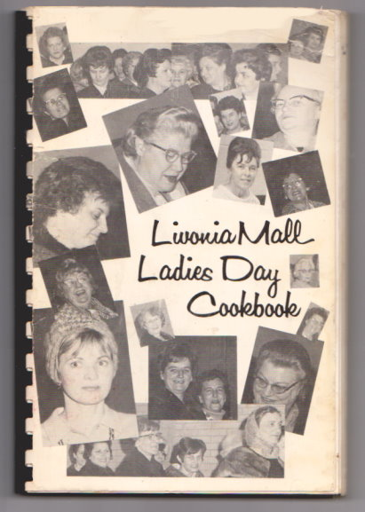 Image for Livonia Mall Ladies Day Cookbook