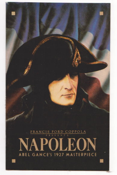 Image for Francis Ford Coppola Presents Abel Gance's 1927 Masterpiece Napoleon : Souvenir Program for Restored Film Premiere, 1981