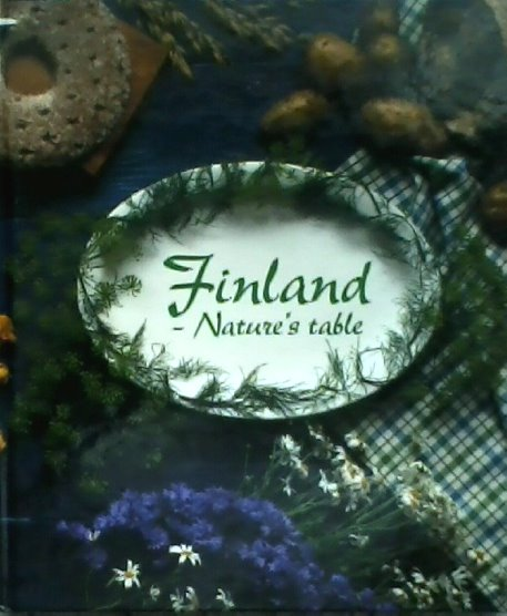 Image for Finland :  Nature's Table