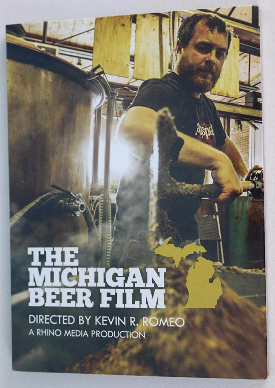 Image for Michigan Beer Film, the :  Kevin R. Romeo Rhino Media Region 1 R1 DVD