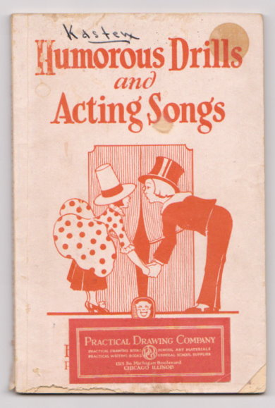 Image for Humorous Drills and Acting Songs