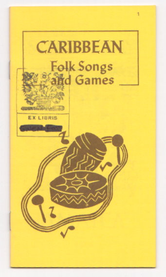 Image for Caribbean Folk Songs and Games
