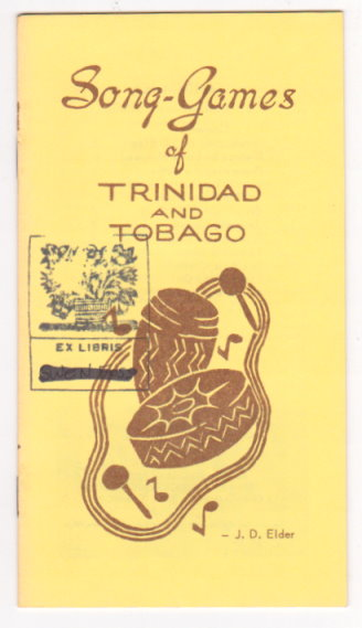 Image for Song Games of Trinidad and Tobago
