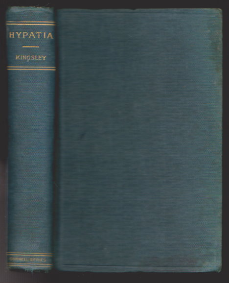 Image for Hypatia :  Or, New Foes with an Old Face