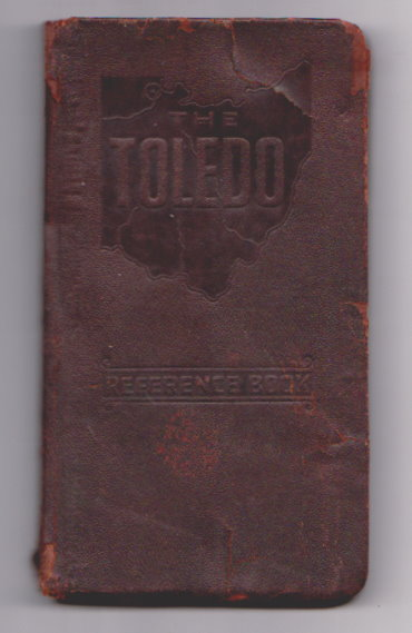 Image for Toledo Press Users Reference Book, The