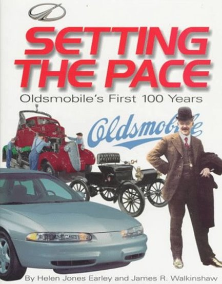 Image for Setting the Pace :  Oldsmobile's First 100 Years