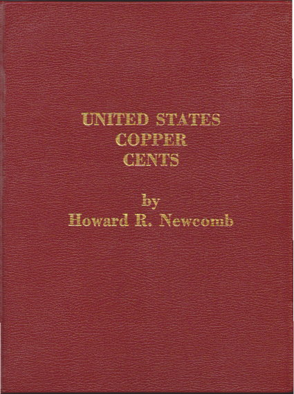 Image for United States Copper Cents :  1816-1857