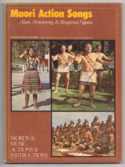Image for Maori Action Songs :  Words and Music, Actions and Instructions