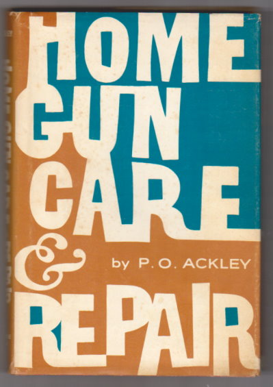 Image for Home Gun Care and Repair