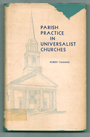 Image for Parish Practice in Universalist Churches :  Manual of Organization and Administration