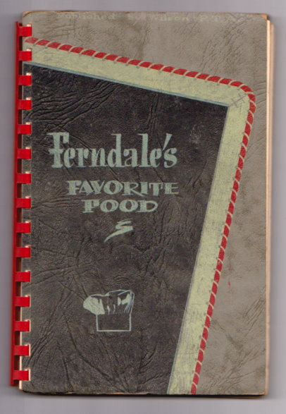 Image for Ferndale's Favorite Food :  Wilson P. T. A.