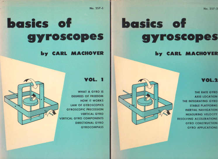 Image for Basics of Gyroscopes, Complete in 2 Volumes