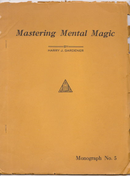 Image for Mastering Mental Magic