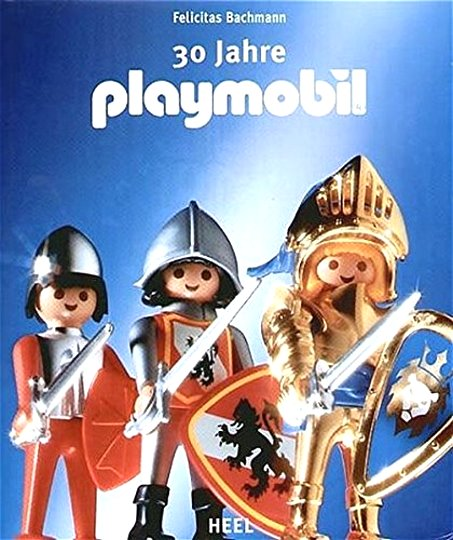Image for 30 Jahre Playmobil :  30 Years of Playmobil