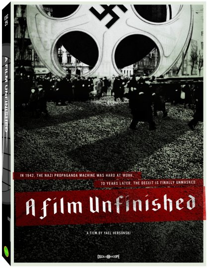 Image for Film Unfinished, a :  Warsaw Ghetto Holocaust DVD Documentary Movie Region 1 R1
