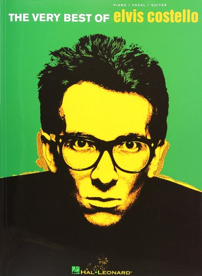 Image for Very Best of Elvis Costello, the :  Piano, Vocal, Guitar