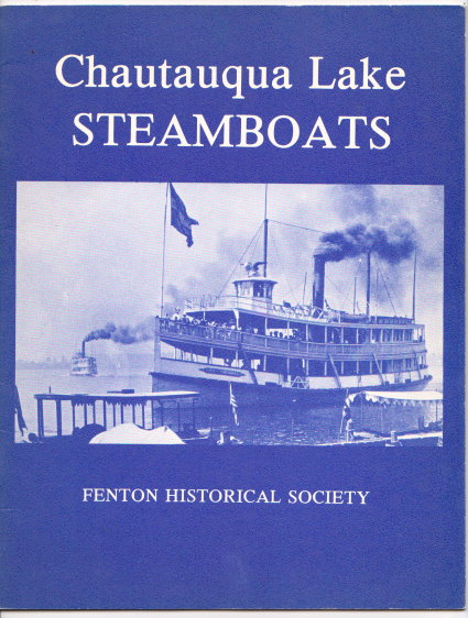 Image for Chautauqua Lake Steamboats