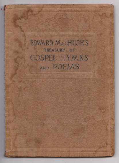 Image for Edward MacHugh's Treasury of Gospel Hymns and Poems