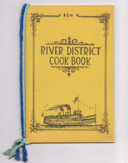 Image for River District Cook Book