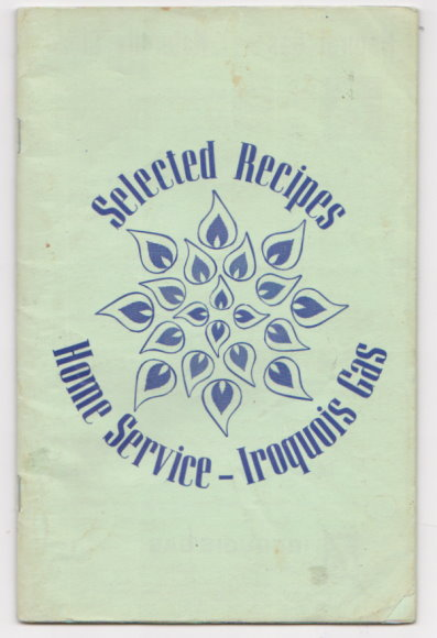 Image for Selected Recipes :  Home Service, Iroquois Gas