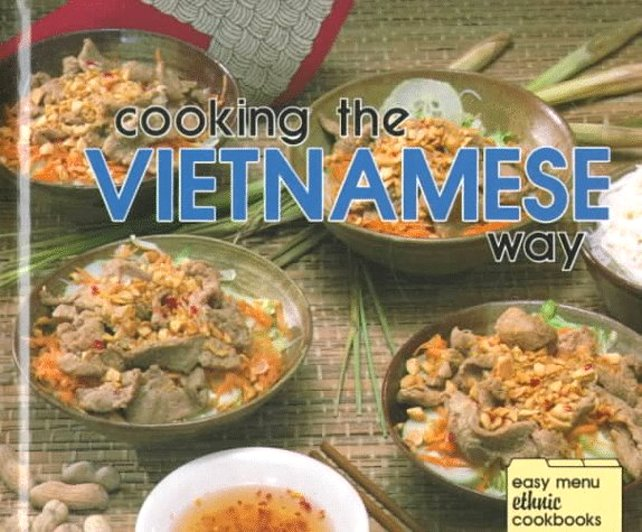 Image for Cooking the Vietnamese Way